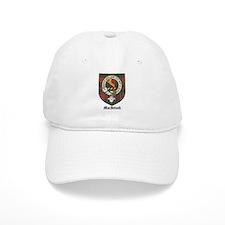 MacIntosh Clan Crest Tartan Baseball Cap