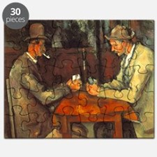 The Cardplayers Puzzle