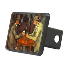 The Cardplayers Hitch Cover