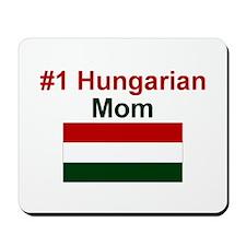 #1 Hungarian Mom Mousepad