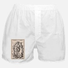 Zodiacal-Cosmic-Man Boxer Shorts