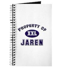 Property of jaren Journal