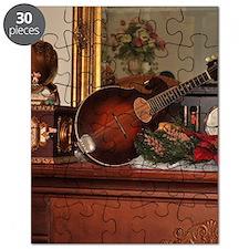 TILE_Christmas_Mandolins1 Puzzle