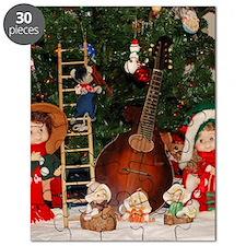 TILE_Christmas_Mandolins3 Puzzle