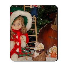 TILE_Christmas_Mandolins4 Mousepad