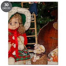 TILE_Christmas_Mandolins4 Puzzle