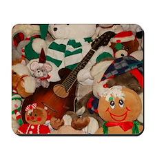 TILE_Christmas_Mandolins5 Mousepad