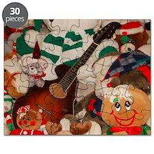 TILE_Christmas_Mandolins5 Puzzle