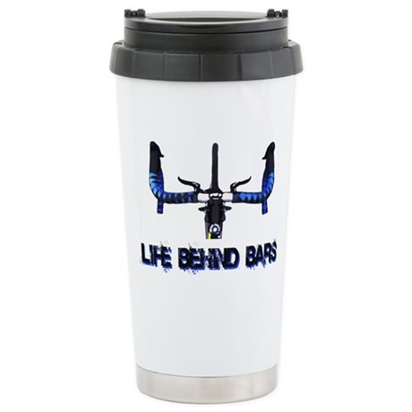 Life_behind_bars Stainless Steel Travel Mug