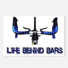 Life_behind_bars_drk Postcards (Package of 8)