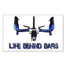 Life_behind_bars_drk Decal