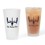 Life behind bars Pint Glasses