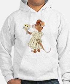 Daisy Bouquet Mouse Hoodie