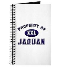Property of jaquan Journal