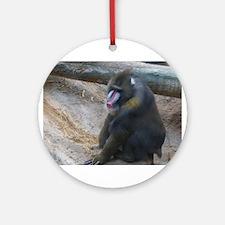 you big ape Ornament (Round)