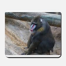 you big ape Mousepad