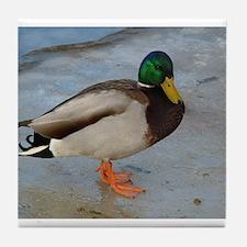 quack Tile Coaster