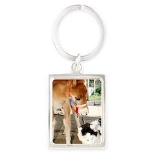 Orphaned Foal - Joy Portrait Keychain