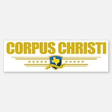 Corpus Christi (Flag 10) pocket Bumper Bumper Sticker
