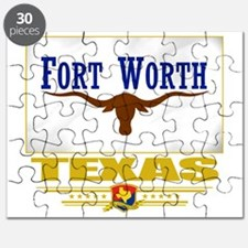Fort Worth (Flag 10) Puzzle