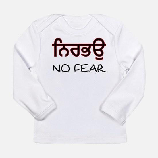 Nirbhau - No Fear Long Sleeve T-Shirt