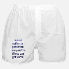 optimistic-pessimist_tall2 Boxer Shorts