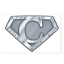 Super steel C Postcards (Package of 8)