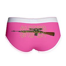 sniper front Women's Boy Brief