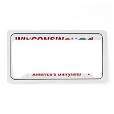WI-Recall-Walker License Plate Holder