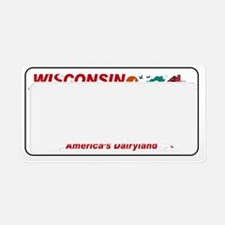 WI-Recall-Walker License Plate Holder