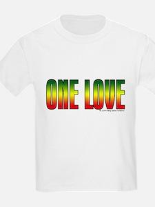 One Love Kids T-Shirt