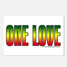 One Love Postcards (Package of 8)