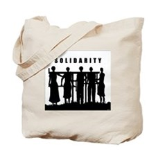 solidarity_BW Tote Bag