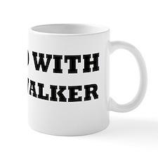 Scott Walker I Stand with2dbumpl Mug