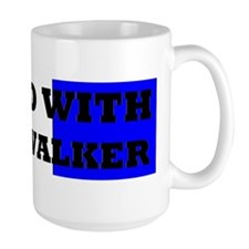 Scott Walker I Stand with2rwb Mug