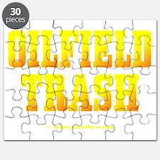 Oilfield Trashbv A4 using Puzzle
