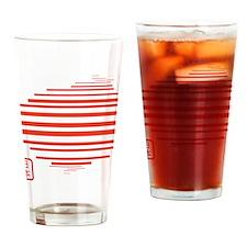 The Rising Sun Drinking Glass