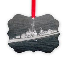 compton large framed print Ornament
