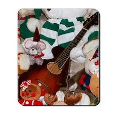 JOURNAL_Christmas_Mandolins5 Mousepad