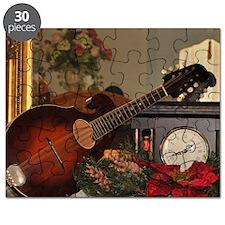 MOUSEPAD_Christmas_Mandolins1 Puzzle