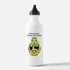 DUI-INTELLIGENCE CENTE Water Bottle