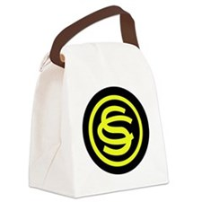 OFFICER CANDIDATE SCHOOL Canvas Lunch Bag