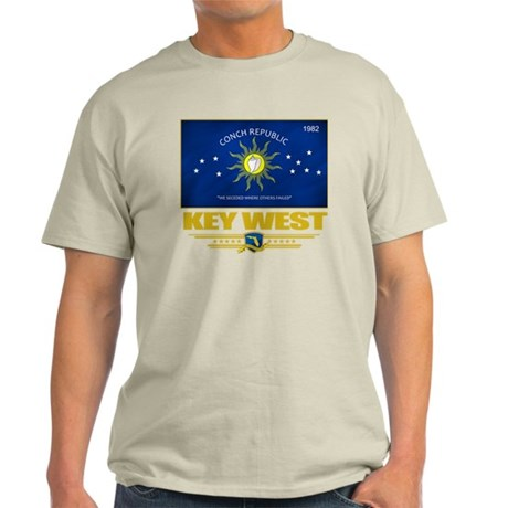 Key West (Flag 10) Light T-Shirt