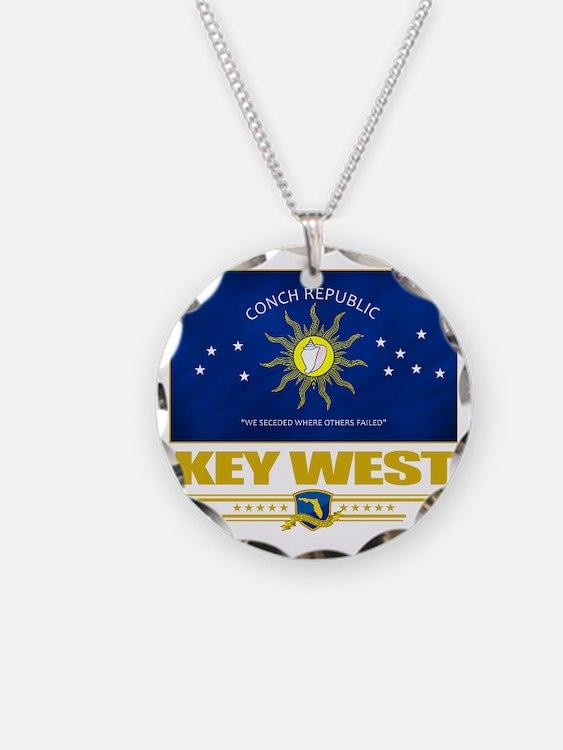 Key West (Flag 10) Necklace