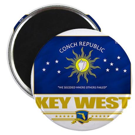 Key West (Flag 10) Magnet