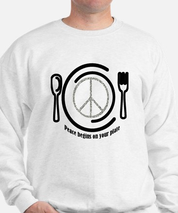 peaceplate Sweatshirt