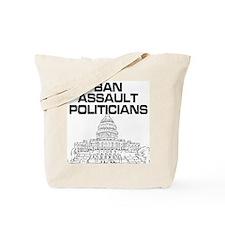 Funny Ban the Tote Bag