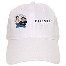 GA-Picnic-Mug Baseball Cap