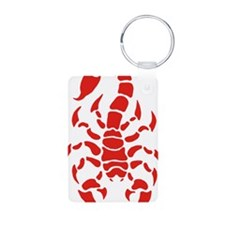 ScorpioRs Aluminum Photo Keychain
