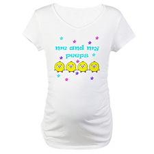 ME AND MY PEEPS - D TEAL Shirt